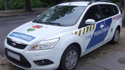 Illusztráció (Fotó: police.hu)