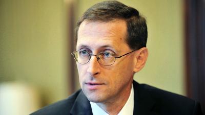 Varga Mihály pénzügyminiszter (MTI fotó)