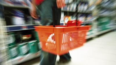 Shopping --- Image by © Royalty-Free/Corbis
