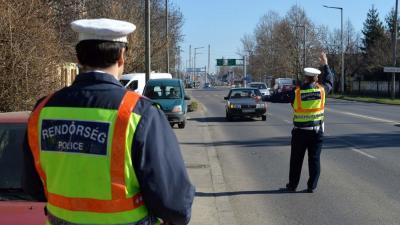 A kép illusztráció (Fotó: police.hu)