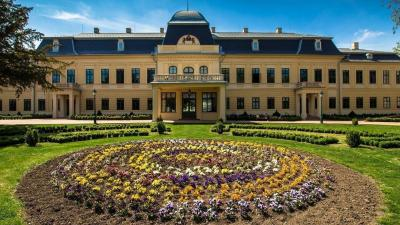 Gyulai Almásy-kastély (fotó: Erkel Ferenc Kulturális Központ és Múzeum Nonprofit Kft.)