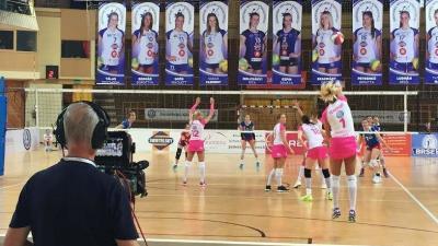 A BRSE sima győzelemmel kezdte a döntőt (Fotó: Szegedi Zsolt)