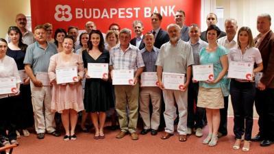 A Budapest Bank Békéscsabáért Program korábbi nyertesei