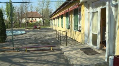 A Kazinczy Lakótelepi Óvodában közel nettó százmilliós felújítás lesz