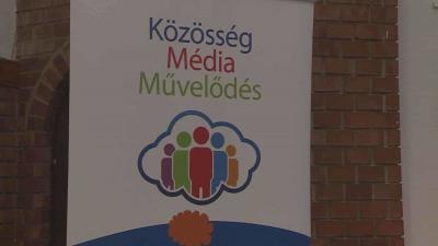 Közösség- Média- Művelődés Konferencia