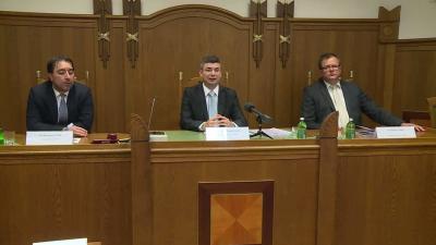 Évet értékelt a Gyulai Törvényszék (Fotó: Ujházi György)