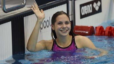 5000 méteren az olimpiai bronzérmes, Kapás Boglárka is rajthoz áll (Fotó: Nemzeti Sport)