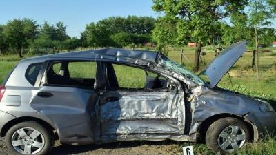 Nyolc baleset, tíz sérült Forrás: police.hu