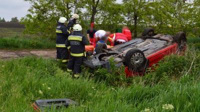 Két balesetben ketten sérültek meg a megyében. Fotó forrás: police.hu