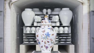 Herendi porcelán. Fotó: hungarikum.hu