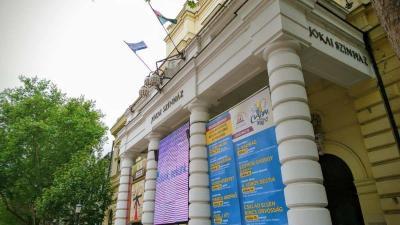 Jókai színház. Fotó: behir.hu