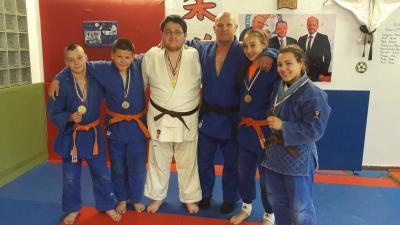 20 éve éledt újjá a Judo Békéscsabaán