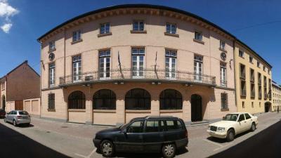 A Békéscsabai Járási Ügyészség épülete. Fotó: Hrabovszki Róbert