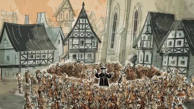 Részlet a Luther című animációs sorozatból