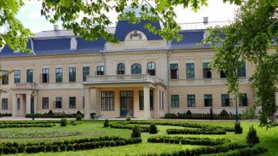 Gyulai Almásy-kastély Látogatóközpont Fotó: szepmagyarorszag.hu