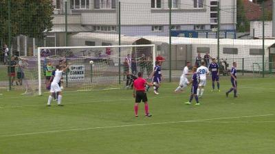 Polényi gólja törte fel először a csabai védelmet (Fotó: Bucsai Ákos)