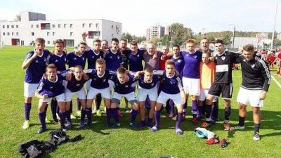 Az U17-es csapat négyet rúgott idegenben (Fotó: Békéscsaba LA)