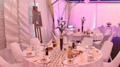 A VIP Gourmet Bistro 2015-ben (Fotó: csabaikolbaszfesztival.hu)