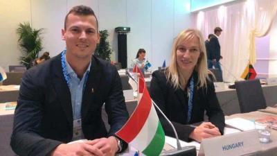 (Fotó: Magyar Olimpiai Bizottság)