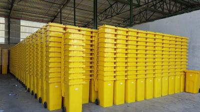 Október 12-étől november végéig tart a sárga kukák házhoz szállítása Békéscsabán