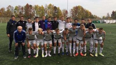 Az U16-os csapat 4-1-re verte a Sopront (Fotó: Békéscsaba Labdarúgó Akadémia)