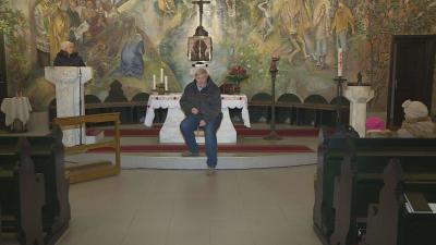 A Zenebarát Felebarátok Alapítvány tagjai 11 éve szervezik meg az Ökumenikus Adventet Jaminában. Fotó: Kugyelka Attila