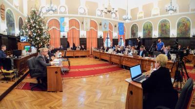 2017 utolsó közgyűlését tartották december 14-én. Fotó: behir.hu