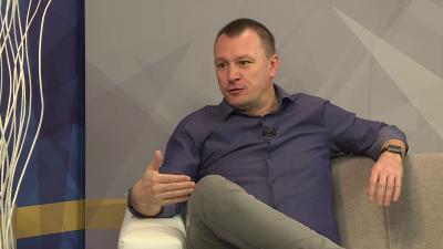 Szujó Zoltán korábban járt a 7.Tv stúdiójában is - (Fotó: Behir.hu)