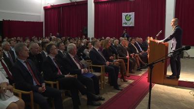 Csepreghy Nándor a kormány gazdaságpolitikájáról beszélt
