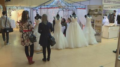 Esküvő-kiállítás a CSAKK-ban. Fotó: Kugyelka Attila