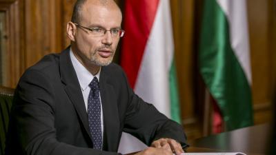 Banai Péter Benő (fotó: vg.hu)
