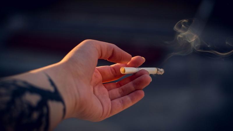 dohányzás merevedése