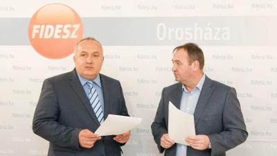 (Fotó: Orosházi Fidesz)