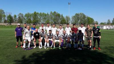 Az U19-es csapat hat gólt szerzett a Veszprém ellen (Fotó: Békéscsaba Labdarúgó Akadémia)