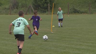 A II. korcsoportos döntőben a Petőfi Utcai Általános Iskola csapata képviseli a megyét (Fotó: Tóth Áron)
