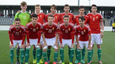 Az U16-os válogatotthoz csatlakozik egy békéscsabai tehetség is. Fotó: MLSZ.hu