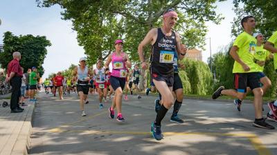 A 21. Békéscsaba-Arad-Békéscsaba Szupermaraton. Fotó: Varga Diána