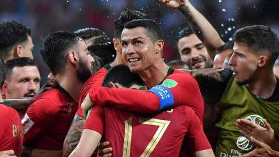 Ronaldo folytatná a gólgyártást (Fotó: AFP)