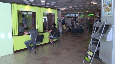 Gyorsabb szakrendelések, de több várakozás a portán – két napja elindult az új betegirányító rendszer a csabai kórházban. Fotó: Bucsai Ákos