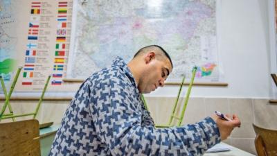 A börtönökben szerzett képesítésekkel könnyebb elhelyezkedni Fotó: BVOP