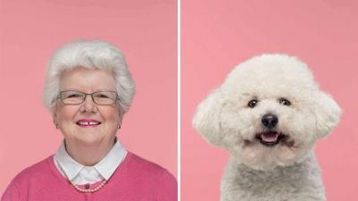 Ennyire hasonlít kutya és gazdája. Forrás: mott Fotografía/Facebook