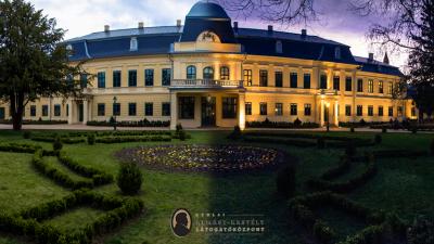 A gyulai Almásy-kastély Látogatóközpont (forrás: gyulakult.hu)