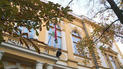 A Gyulai Törvényszék épülete (Fotó: Kugyelka Attila)
