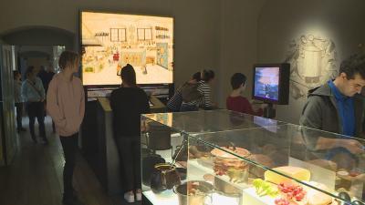Már zajlik a Múzeumok Őszi Fesztiválja Gyulán is, ahol a Barokk nap lesz a kiemelt esemény szombaton.  Fotó: Kugyelka Attila