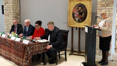 Kiss Tibor, Herczeg Tamás, dr. Sódar Anita, Ando György és Krucsainé Herter Anikó
