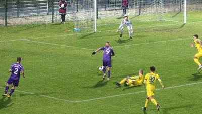 Ősszel 1-0-ra nyert a Gyirmót a Kórház utcában (Fotó: Milyó Pál)
