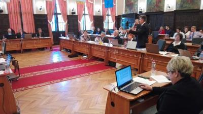 Közgyűlés 2018.11.15.-én. Fotó: Tóth Áron