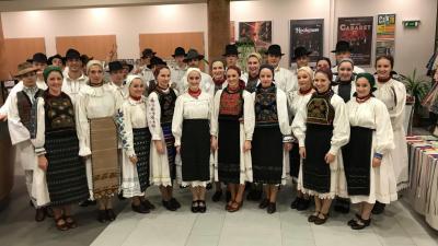 A Csaba Nemzetiségi Néptáncegyüttes