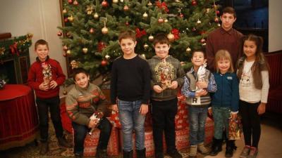 A nagyszalontai gyerekek otthon érezték magukat a színházban (fotó: Ignácz Bence, A-TEAM)