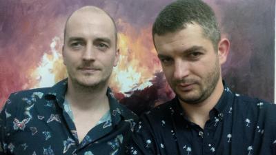 Szűcs Krisztián és Szálinger Balázs az Alkotó-Társak következő vendége